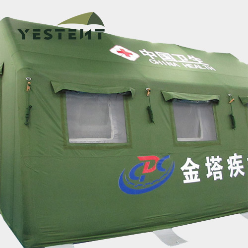 Fireproof Inflatable Medical Tent