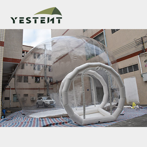 Fireproof Transparent Inflatable Bubble Tent