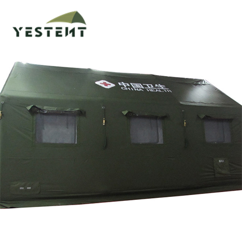 Inflatable Blackout Military Tent