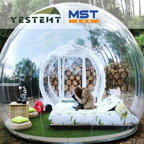 Inflatable Hotel Dome Tent