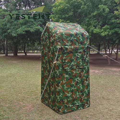 Military Inflatable Shower Tent