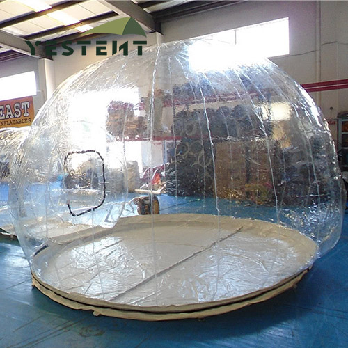 Party Transparent Inflatable Bubble Tent