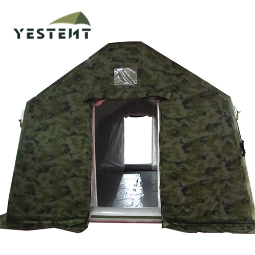 Portable Camouflage Inflatable Military Tent