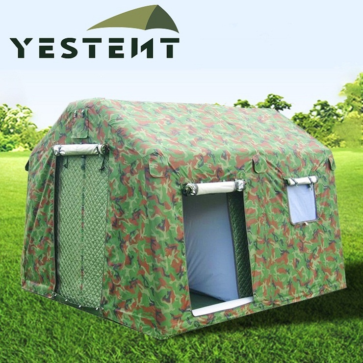 PVC Oxford Military Inflatable Tent