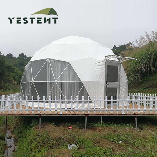 Security-guarantee Frame Dome Tent