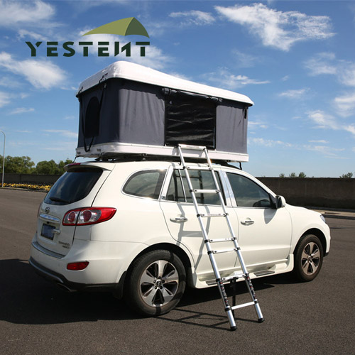 The Rooftop Tent