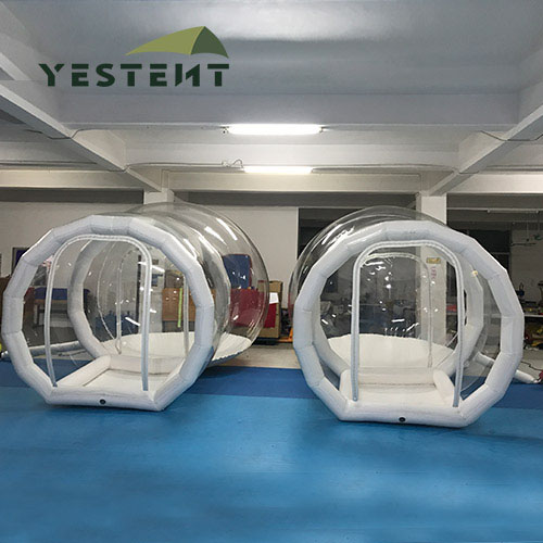 Windproof Inflatable Bubble Tent