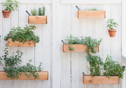 How to make wood planter