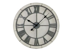Living Room Wall Clock is not Suitable Location