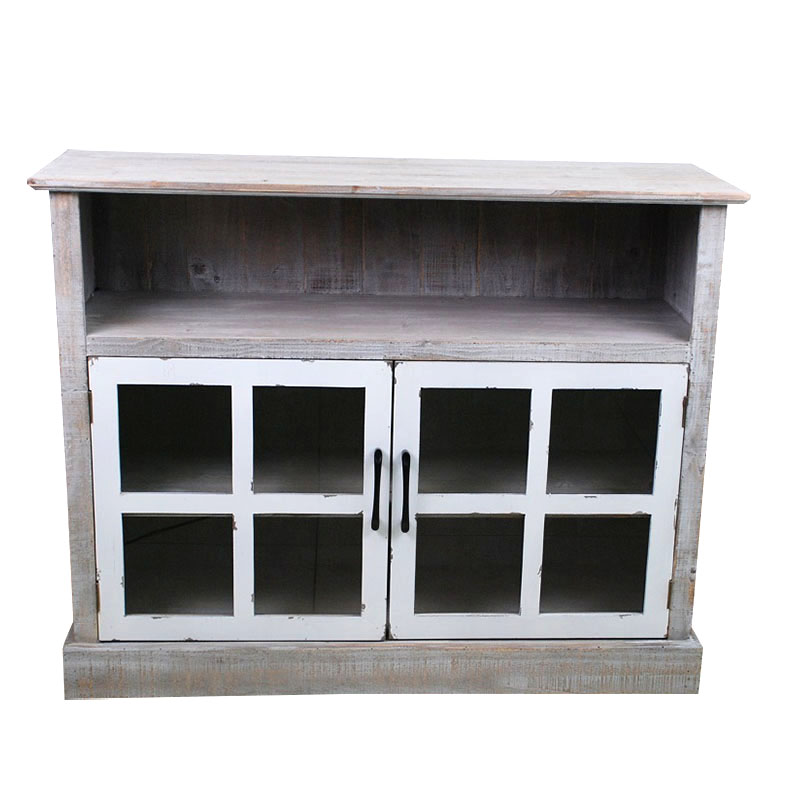 Cabinet in White Wash