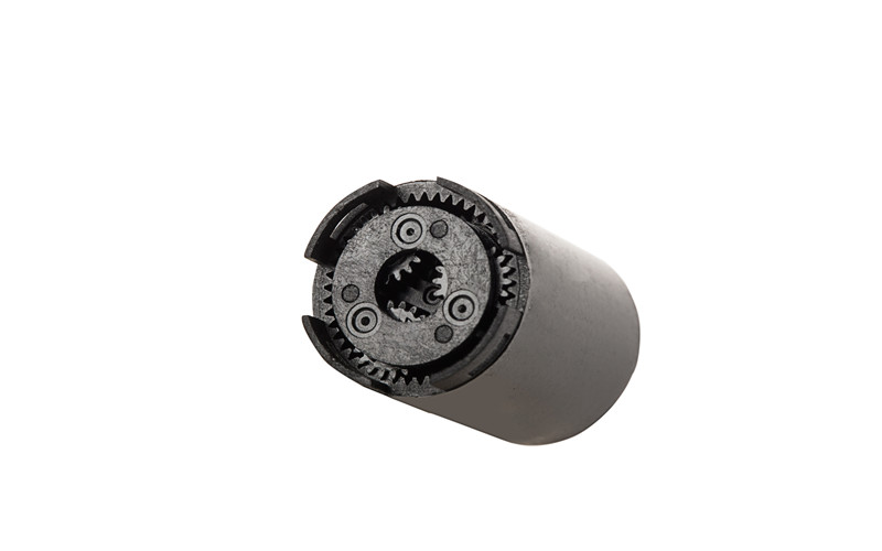 12MM Multi-stage Reduction Ratio Brushed DC Gear Box