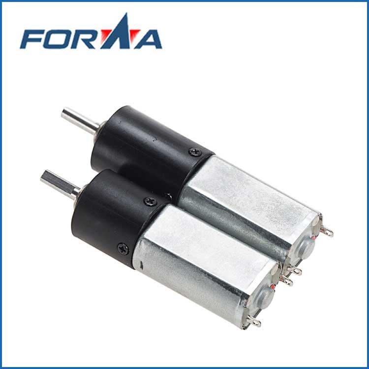 20 mm gearkasse med flere reduktionsforhold