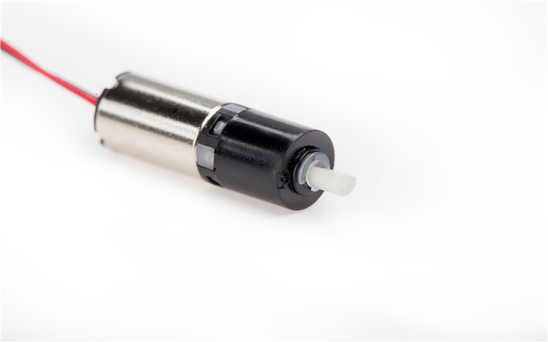 6 mm Class 4 Brushed DC Motor Gearbox
