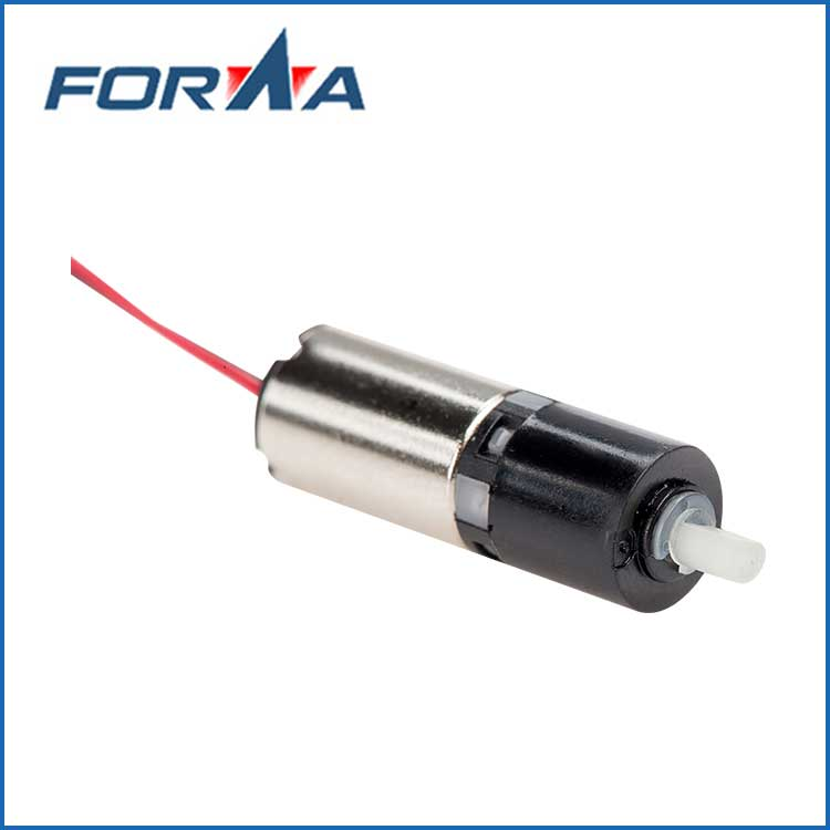 6mm Four stage Planetary Miniature Gearbox