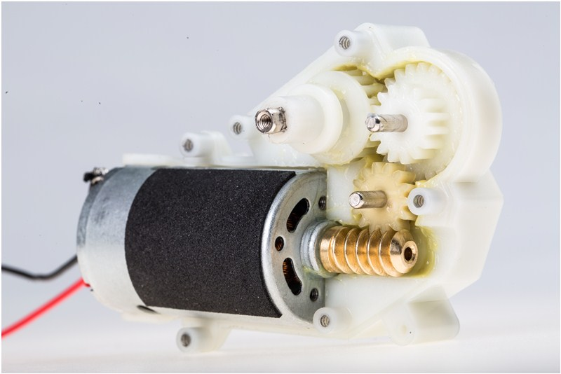 Healthcare Sex Product Gearbox with Telescopic Shock Function