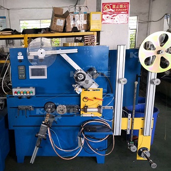 Automatic Winding Machine for Spiral Wound Gaskets