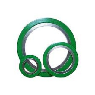 Spiral Wound Gasket With Inner Ring And Outer Ring CGI