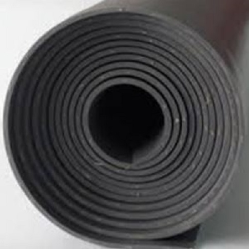 Colorful Nature Rubber Sheet Roll