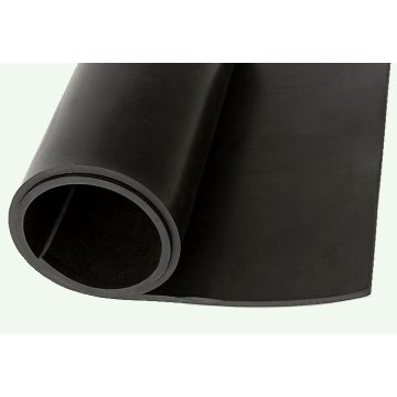 WHAT ARE THE USES OF DIFFERENT TYPES OF RUBBER SHEETS?