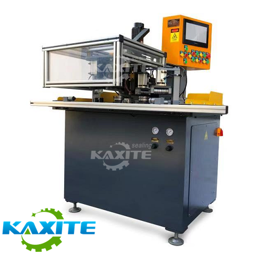 FULL AUTOMATIC CAMPROFILE GROOVING GASKET MAKING MACHINE