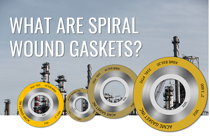 WHAT ARE SPIRAL WOUND GASKETS?