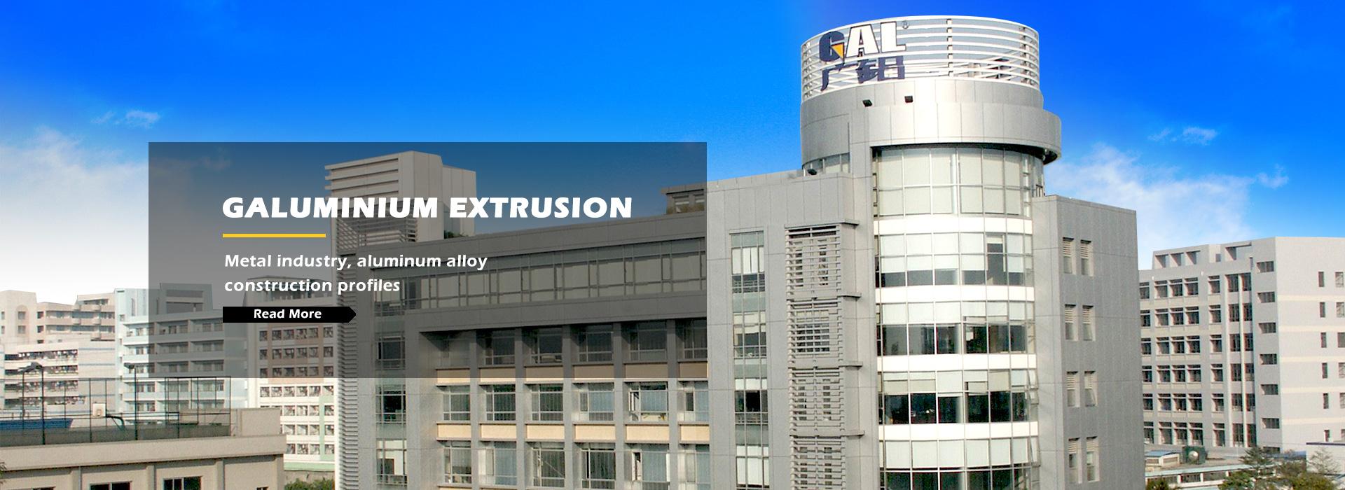 Galuminium Extrusion