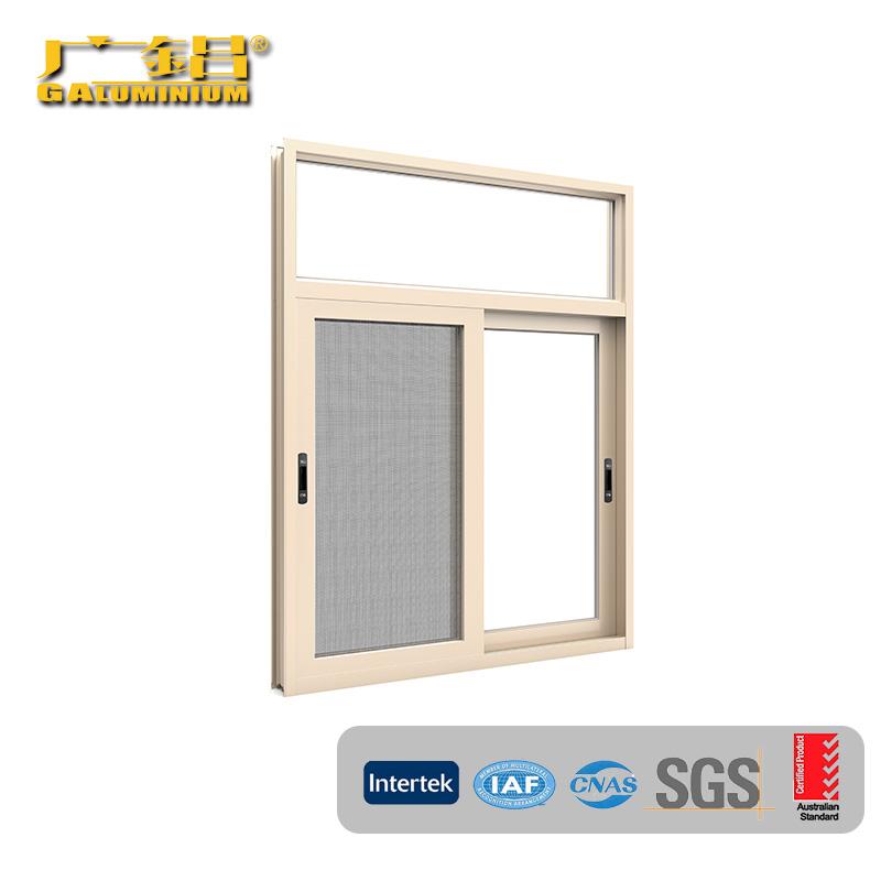 European Style Sliding Window