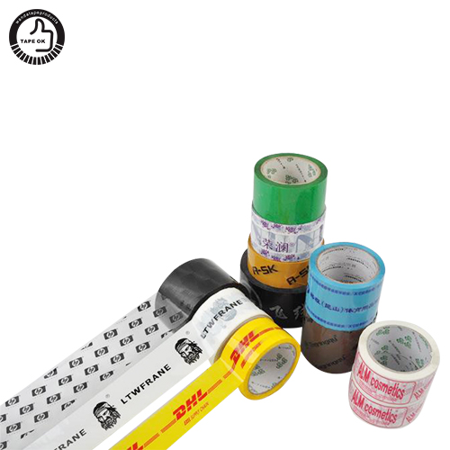 Characteristics of packing tape