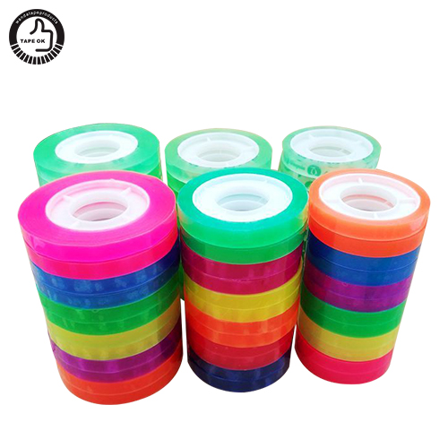 Color Stationery Tape