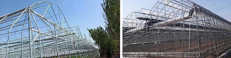 greenhouse steel