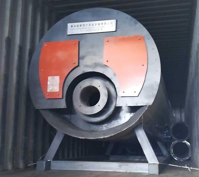 greenhouse boiler