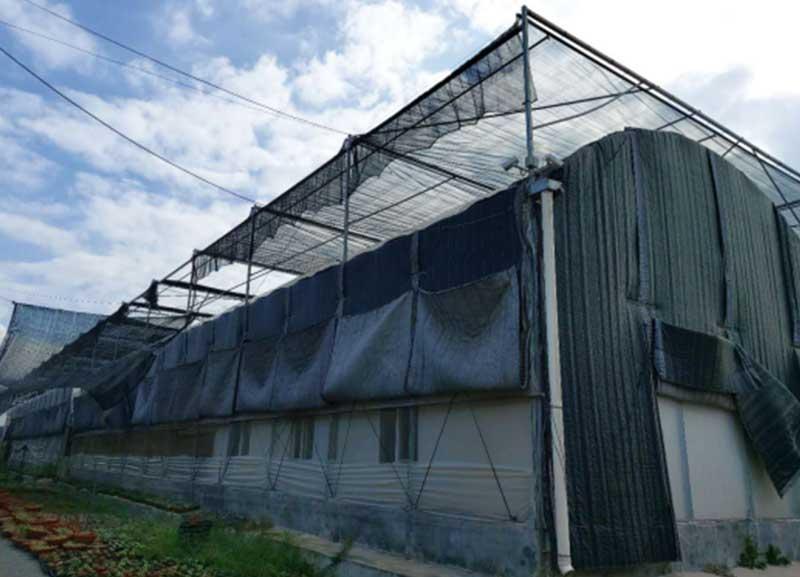 greenhouse blanket