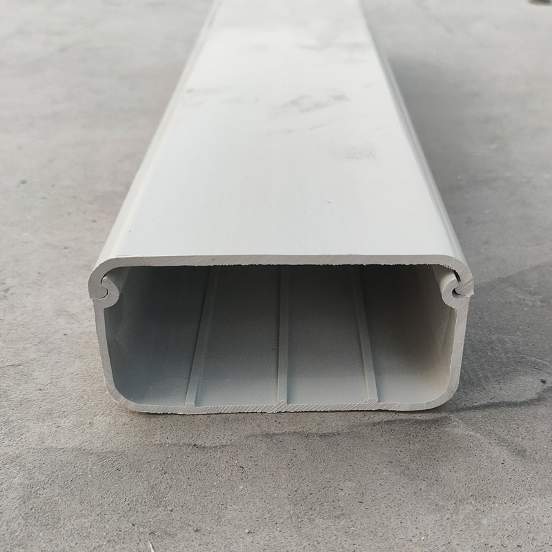 open lid NFT pipes