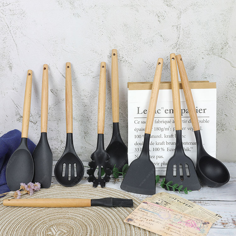 Food Grade Silicone Kitchen Tools