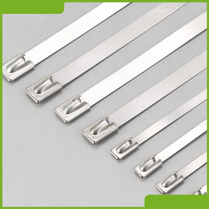 Strainless Steel Cable Tie