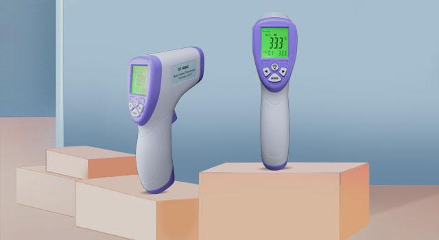 Kontaktivaba infrapuna termomeeter