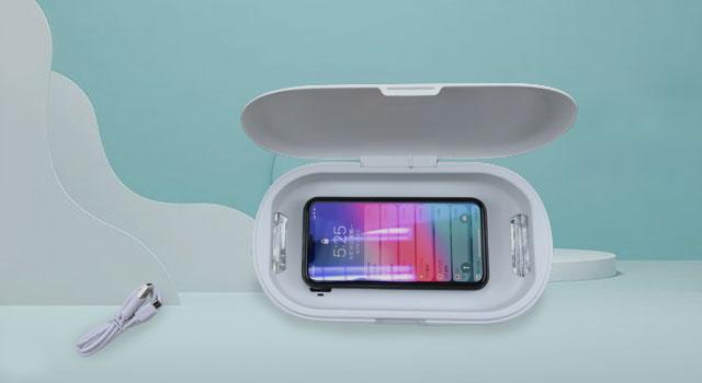 UV-desinfektsioonikarp