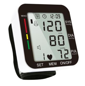 omron digital blood pressure medical monitor wrist
