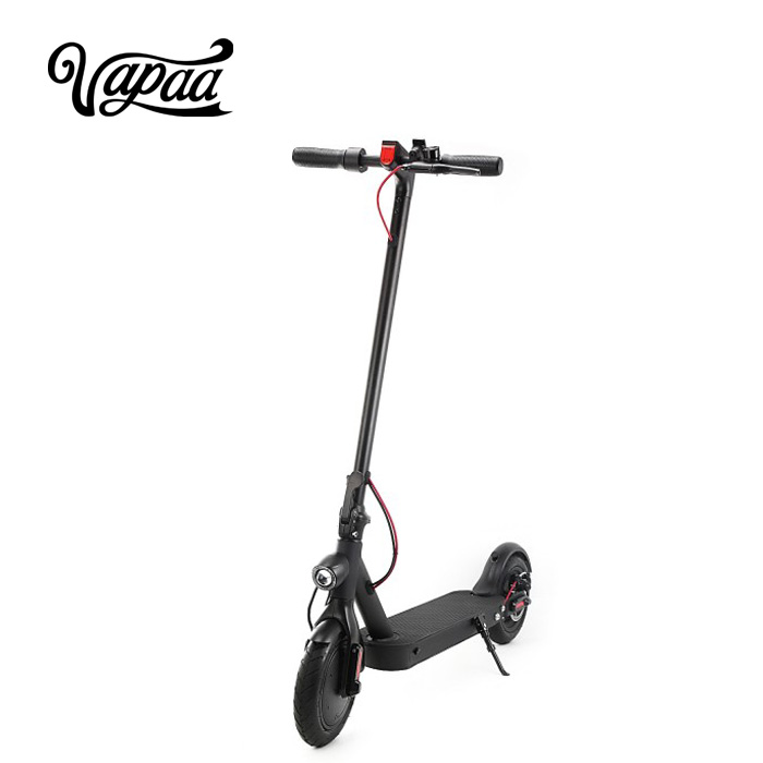 How can I judge the Vapaa electric scooter?