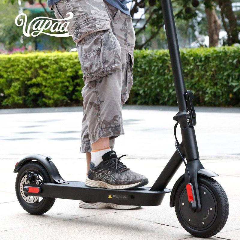 Cum se întrețin scuterele electrice Vapaa?