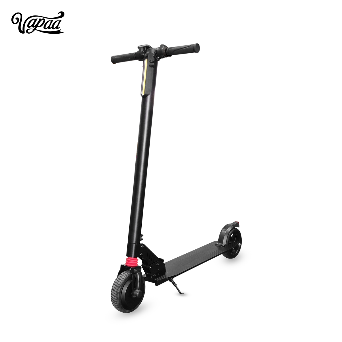 What should I do if the electric scooter cannot be turned on?