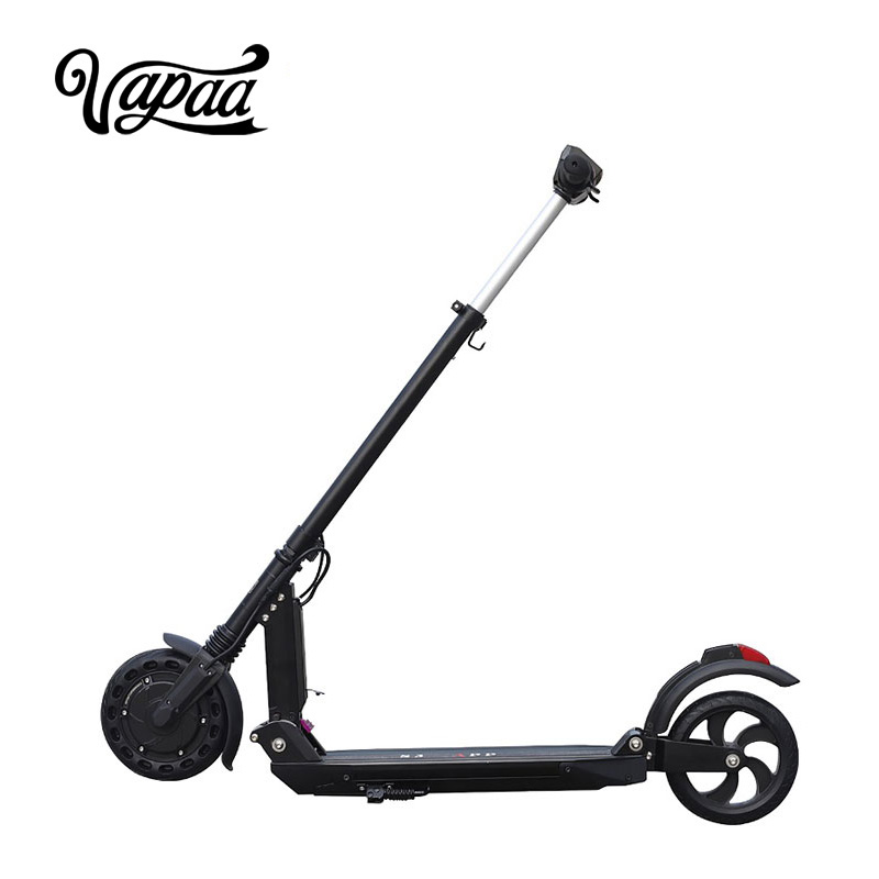350w Electric Scooter With Removable Battery