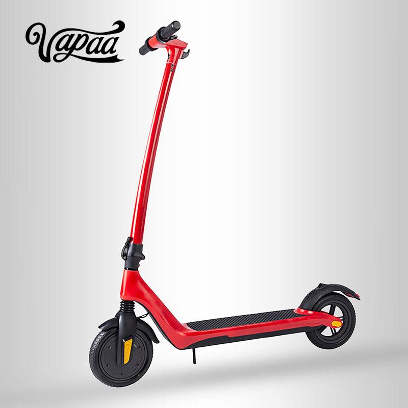 Scooter elektrikoa etiketa pribatu tolesgarria