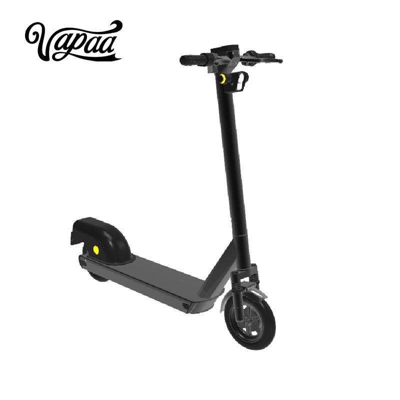 Scooter elektrikoaren GPS jarraipena partekatzea