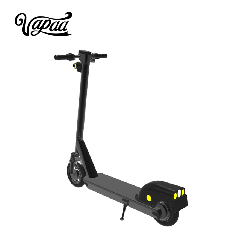Electric Scooter With GPS Tracker