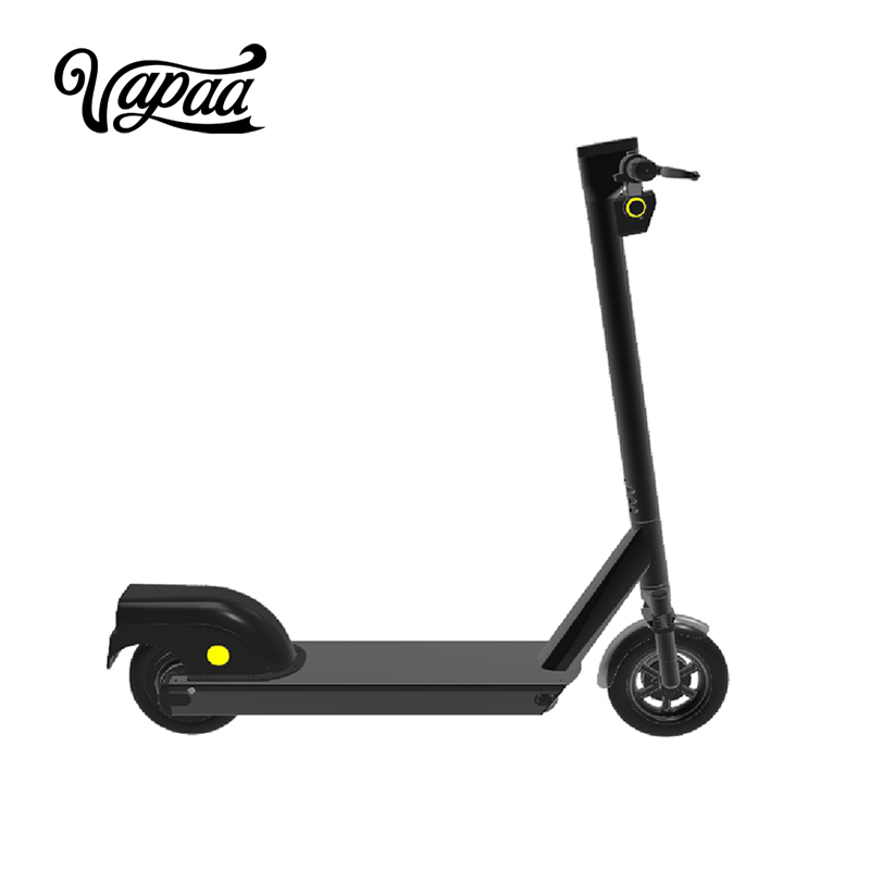 Electric Scooter With GPS