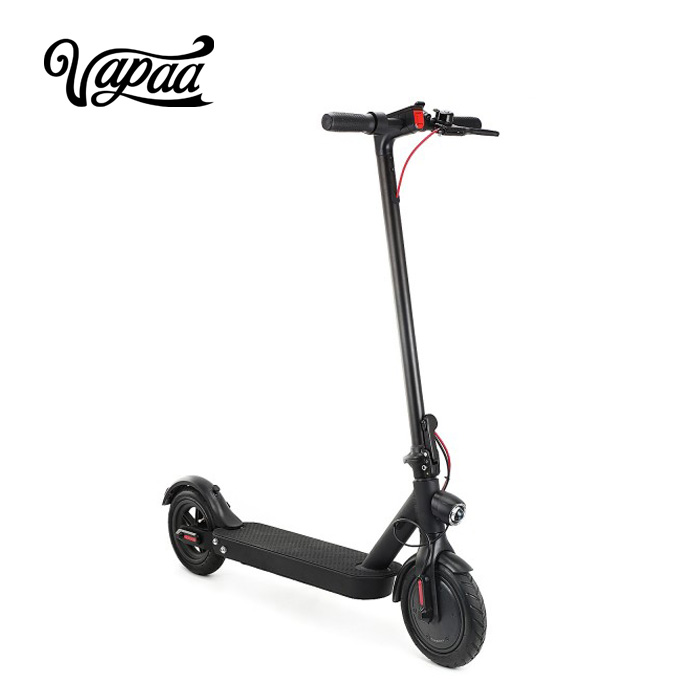 Scooter electric pliant