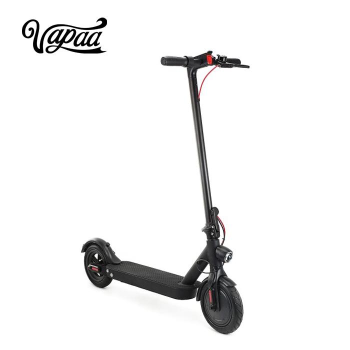 Scooter electric cu mobilitate pliabilă