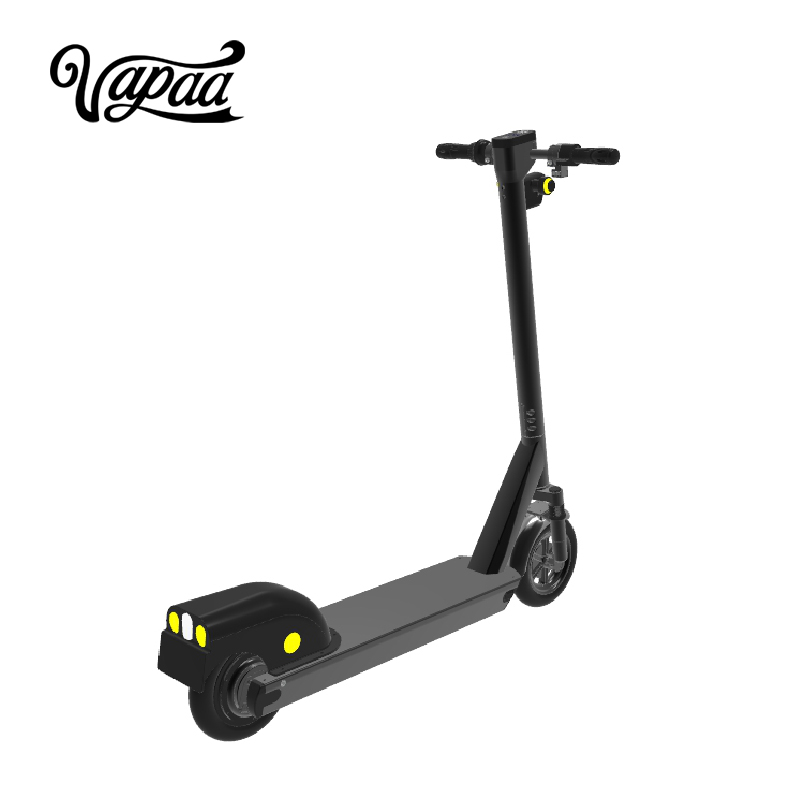 Electric GPS Scooter App Function