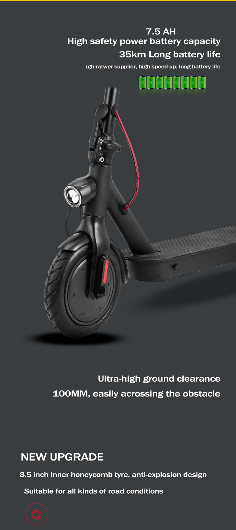 Folding Mobility Electric Scooter
